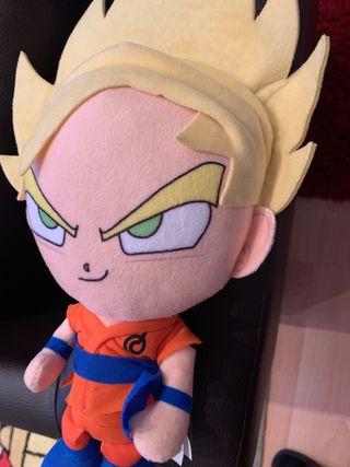Goku Súper sayan 1