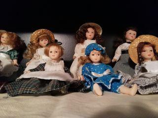 Muñecas de porcelana Planeta Agostini