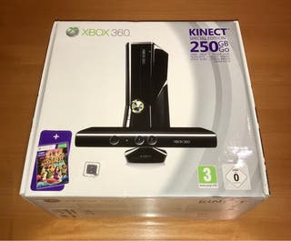 Xbox 360 Slim Kinect Special Edition 250 GB