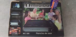 BARBACOA/GRILL/PARRILLA/ASADORA + REGALO CARTUCHO