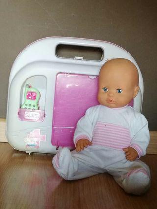 Nenuco+maletín médico con accesorios