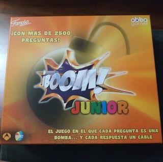 juego mesa boom junior