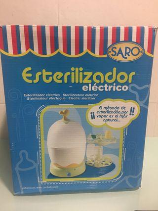 Esterilizador biberones Saro
