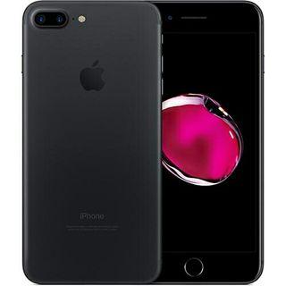 iPhone 7 Plus Negro Mate 32gb Reacondicionado