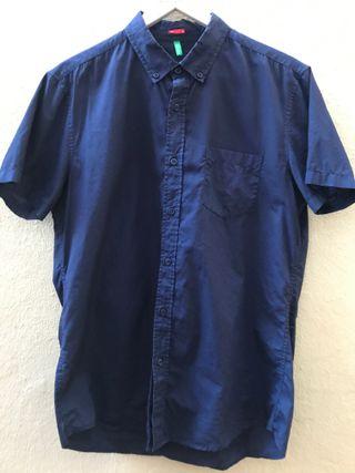 Camisa de Manga Corta Talla L