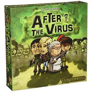 After the Virus Juego de mesa