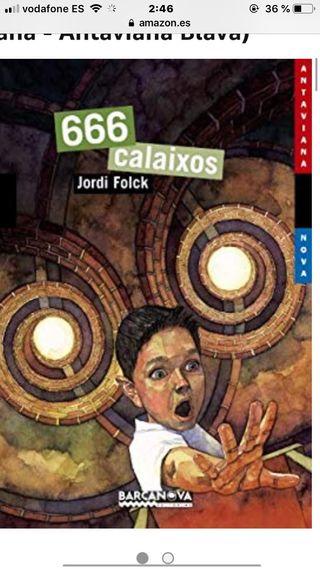 Libro 666 calaixos