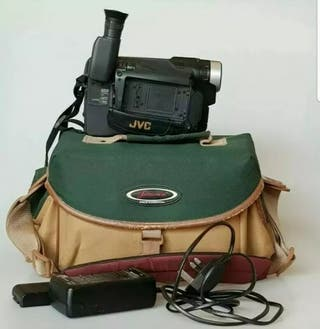 Vintage Job Lot Camcorder WIth Case Bags .