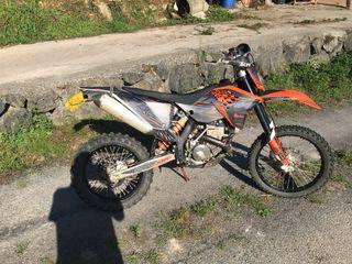 Ktm exc f 250