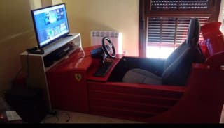 Playseat ferrari Pc, consola.. G27