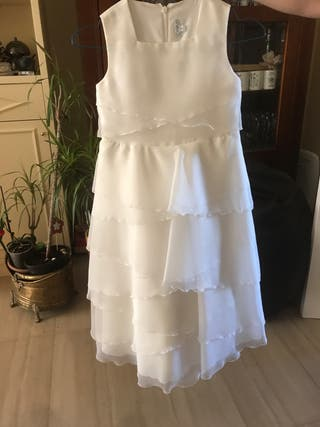 Vestido nuevo de niña para comunión