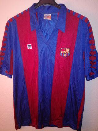 MEYBA FC Barcelona años 80
