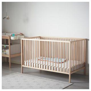 Cuna Bebe Madera Maciza Ikea