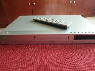 Reproductor y grabador DVD