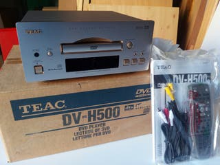 TEAC DV-H500 DVD. CD