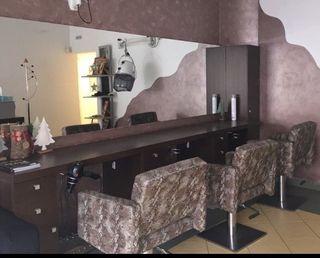 Vendo mueble de peluqueria
