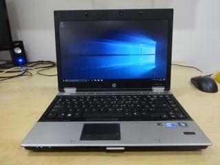 """PORTATIL HP 8440P 14.5"""" CORE i5 4GB 250 1611"""