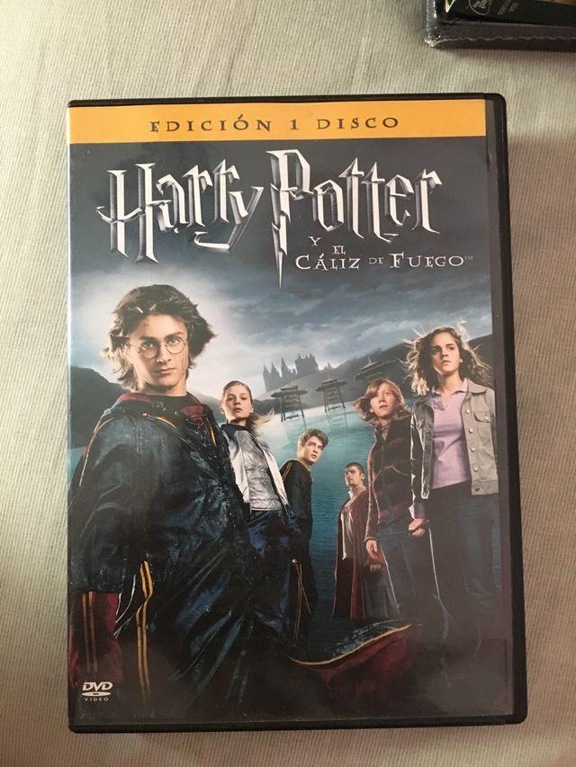8 películas en Dvd.