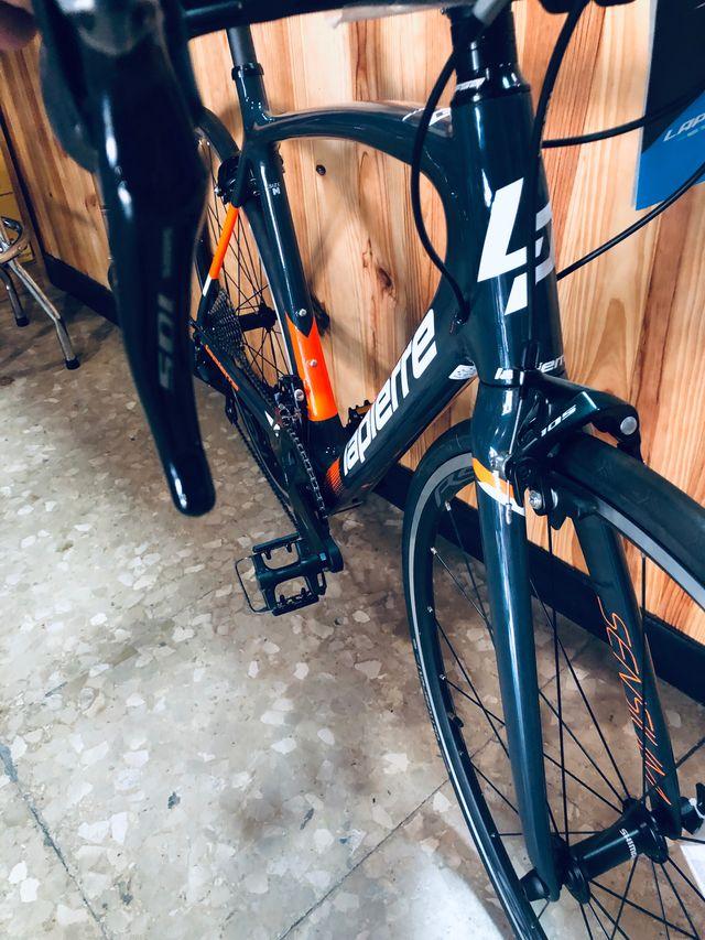 Bicicleta carretera La Pierre Sensium 500 talla M
