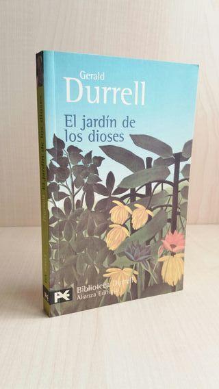 Libro El jardín de los Dioses. Gerald Durrell.