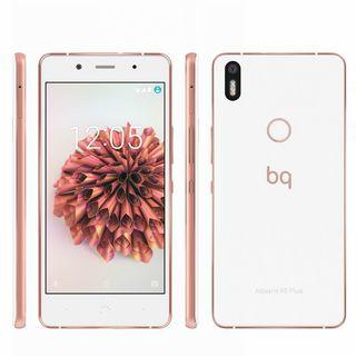 Teléfono móvil BQ Aquarius X5 Rosa