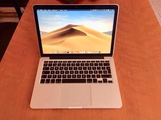 REBAJADO!! MacBook Pro 13 Retina i7 8Gb 768 SSD