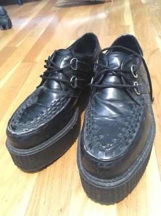 Zapatos creepers Demonia. de segunda mano por 50 € en