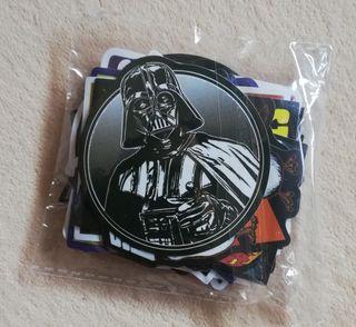 Pack de más de 40 pegatinas/adhesivos de Star Wars