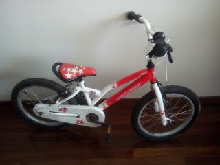 Bicicleta Monty 18 pulgadas