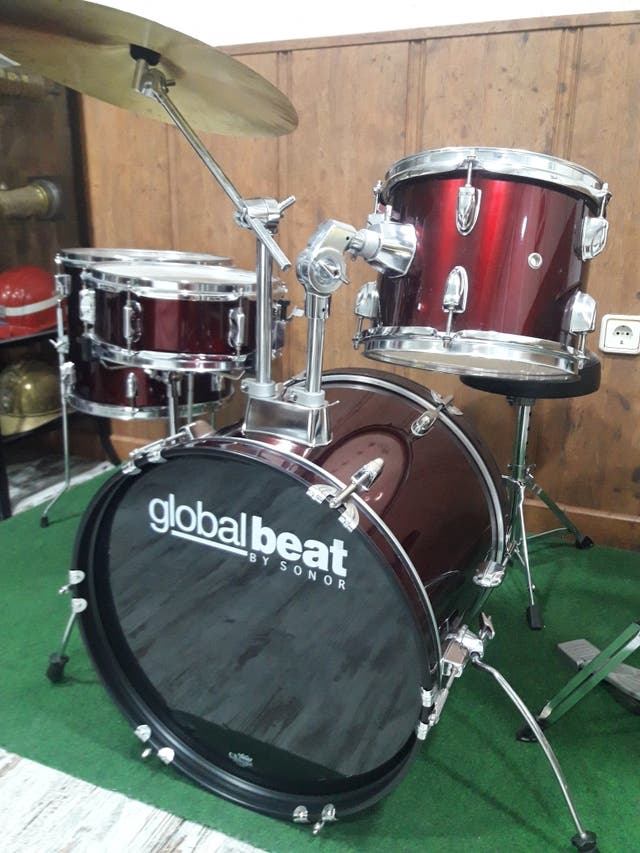 Bateria junior Global beat by sonor.