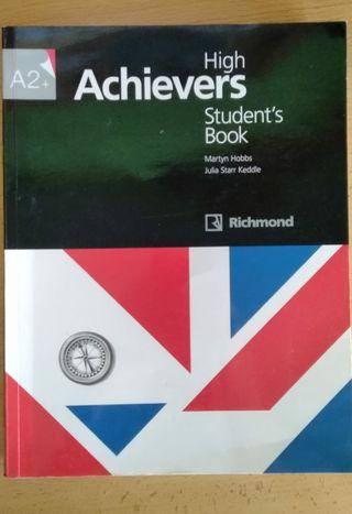 Libro 2° ESO Inglés Richmond