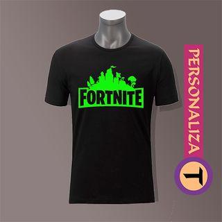 camiseta Fortnite Luminoso