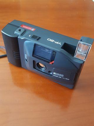 cámara de fotos Ricoh YF-20 RIKENON LENS
