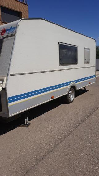 caravana sun roller fiesta 49 cp