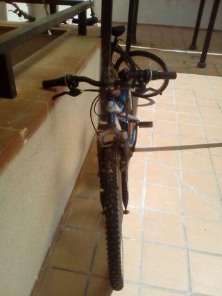 bicicleta junior precio negociable