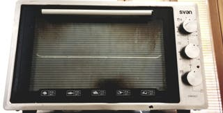 horno microondas svan excelente
