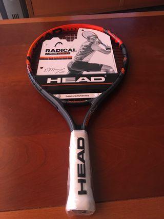Raqueta HEAD tenis junior