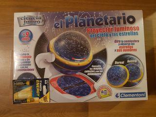 Juego planetário proyector de estrellas nuevo