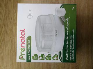 Esterilizador microondas Prenatal