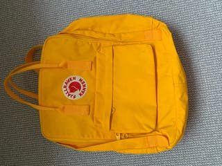 CLASSIC YELLOW Kånken backpack