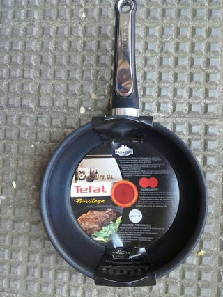 Sartén de inducción 20 cm