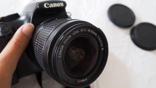 Canon 1100D Cámara reflex