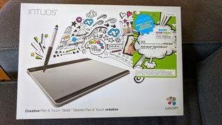 Tableta Dibujo Wacom Intuos Pen & Touch Medium