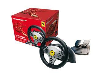 Volante/Mando Ferrari Thrustmaster 5in1 + Juego F1