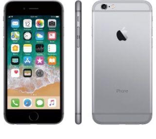 iPhone 6 32 gb grey libre con funda y protector