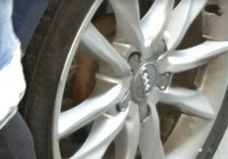 "Llantas de 17"" para Audi"