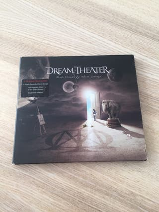 "Dream Theater ""Black clouds and silver Linings"""