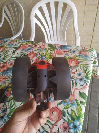 Drone Jumping Race Parrot