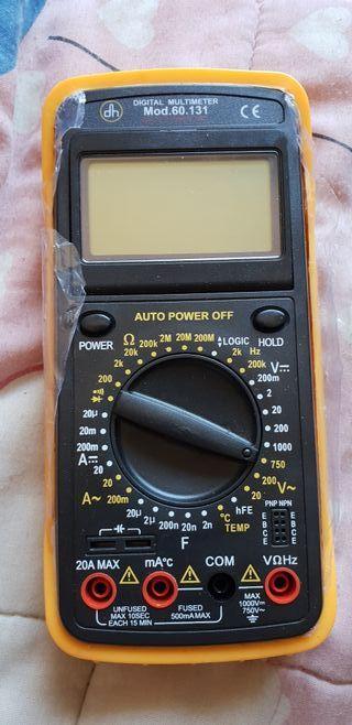 voltimetro digital