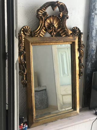 Espejo,barroco,vintage,antigüedad,modernista,